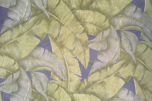 Banana Leaf Blue