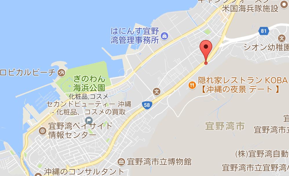 マータクアクセスマップ