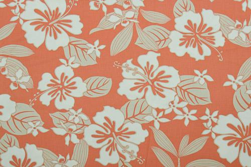 Tahitian Hibiscus Coral Pink <在庫僅か>