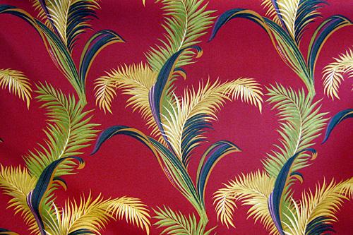 TIKI Palm Red