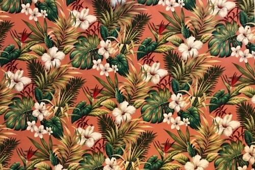 Hibiscus Garden Coral<NEW>