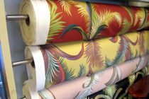 HAWAIIAN & VINTAGE BARK CLOTH