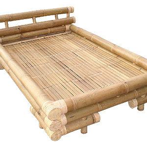 バンブー パランスタイル ベッド