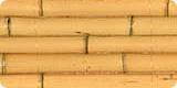 日本人に馴染みの深い竹。ブラックバンブーは天然の黒色で自然な風合いが特徴です。