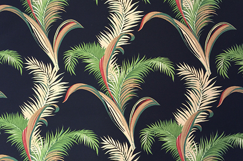 TIKI Palm Black <在庫僅か>