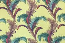 TIKI Palm Yellow