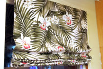 HAWAIIAN FABRIC SHADE