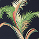 TIKI_Palm_Black