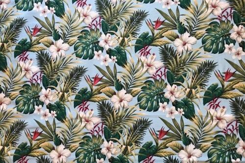 Hibiscus Garden Sky<NEW>