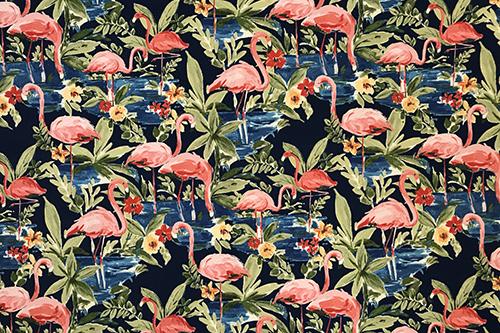 Flamingo Navy